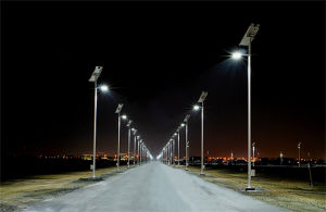 Solar Street Ligting for 8-9 Meter Height Pole (SSLD60)