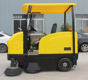 Electric Sweeper, Road Sweeper, Floor Sweeper Factroy for Sale pictures & photos