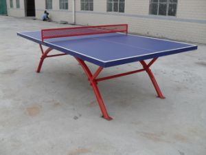 High-Quality Outdoor Table Tennis (W-4011) pictures & photos