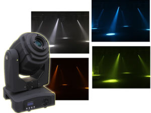 1*60W White LED Moving Head Spot Light