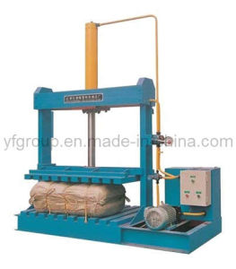 Hydraulic Baling Press for Packing PP Woven Bags (KS-850) pictures & photos