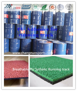 PU Glue/Adhesive for Plastic Runway, Running Track, Sports Track pictures & photos
