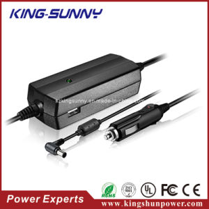 Laptop USB Car Adapter for Sony 16V 3.75A 6.5*4.4
