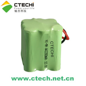 Ni-MH 10.8V AA2200 Battery Pack