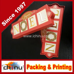 OEM Customized Christmas Gift Paper Box (9516) pictures & photos