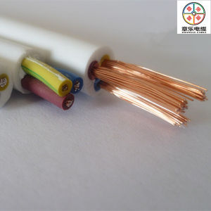 Low Volatge Flexible Cable, PVC Electric Wire, Monitor Cable