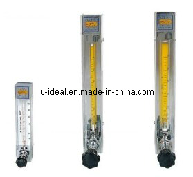 Lzb-2wb Glass Flow Meter with Regulating Valve-Air Flow Meter-Small Flow Rate Flowmeter pictures & photos