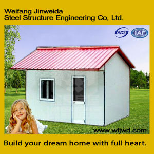 Newly Developed 50m2 Manufactured Homes (Model012) pictures & photos