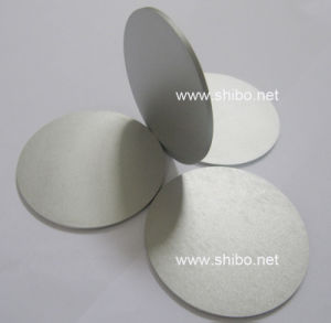 Polished Molybdenum Disc pictures & photos