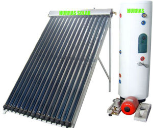 Solar Collector with Heat Pipes