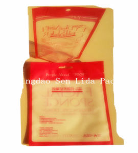 Hot Sale Plastic Facial Mask Bag (L105-p) pictures & photos