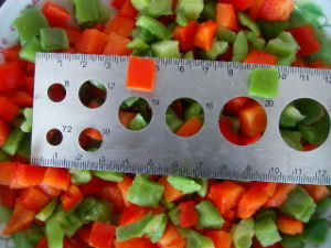 IQF Pepper