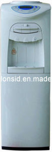 Hot & Cold Water Dispenser with Refrigerator (LC-20LN3B)