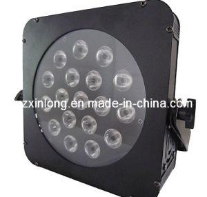 Flat LED PAR Light (RGB)