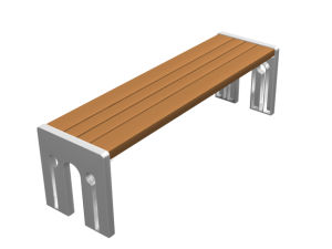 Outdoor Park Bench for Sale (GYX-Z01) pictures & photos