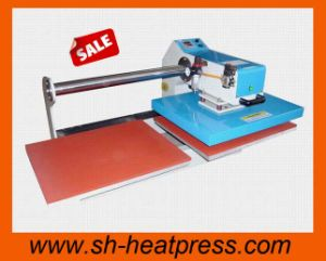 Upside Pneumatic Double Station Heat Transfer Press Machine pictures & photos