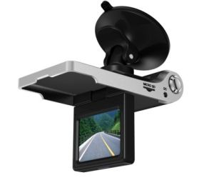 180 Degree Lens Can Be Flipped Night Vision Car DVR