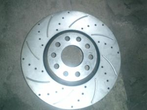 Drill/Slotted Brake Disc 31314 for Ford pictures & photos
