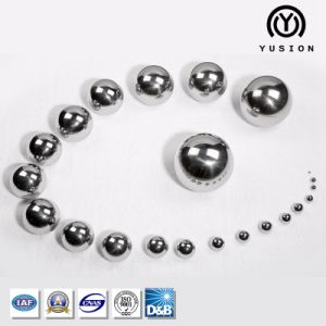 Precision Steel Ball for Tapered Roller Bearing pictures & photos