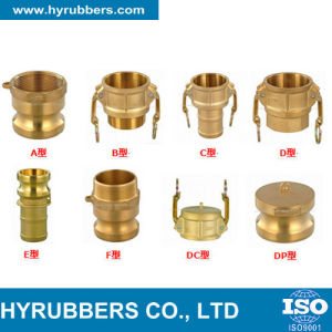 PVC Layflat Hose Camlock Couplings pictures & photos
