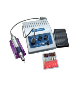 Electric Nail Art Salon Drill Glazing Machine Manicure Pedicure Kit pictures & photos
