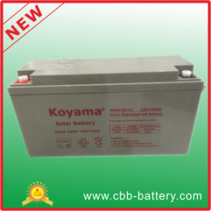 Good Quality 12V150ah Battery Solar Storage Battery Solar Opzs Battery pictures & photos