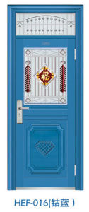 Fluor Carbon Painting Door (HEF-016) pictures & photos