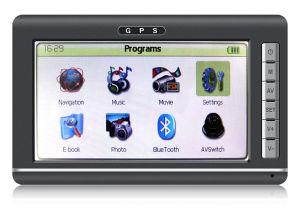 "7"" Car GPS (PND+PMP)"