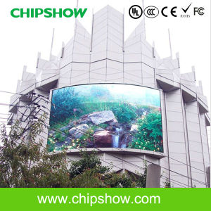 Chipshow P10 Full Color Outdoor Advertising LED Screen pictures & photos