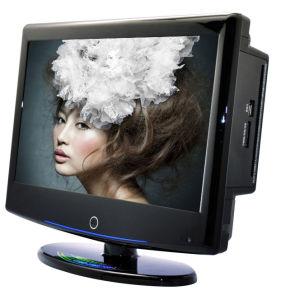 OEM/ODM LCD TV DVD Combo