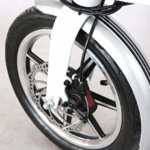 250W Motor Adult Folded Electric Bike pictures & photos