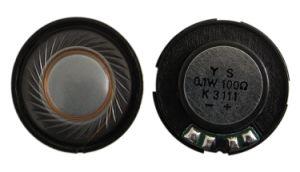 27mm Micro Speaker for Headphone, Headphone Speaker