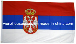 Serbia National Flag pictures & photos