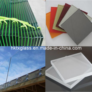 High Polished Tempered Glass / Frameless Glass Fencing pictures & photos