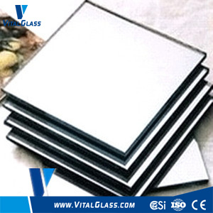 Silver Mirror/Aluminum Mirror/Safety Mirror/Bevelled Mirror/ pictures & photos