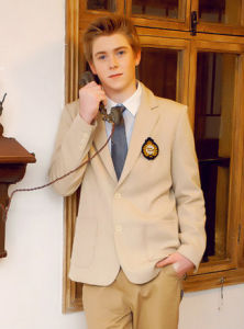 2015 England Style School Uniform for Boys pictures & photos