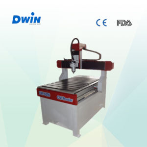 2.2kw CNC Router for Metal Engraving (DW6090) pictures & photos