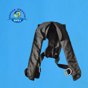 2012 New Style 150n Inflatable Life Jacket (DH-043)