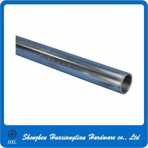 Zinc Plated Steel Threaded Rod Studs with Internal Thread pictures & photos