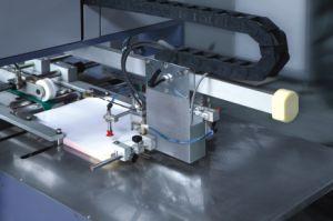 Semi-Automatic Cardboard Box Making Machine pictures & photos