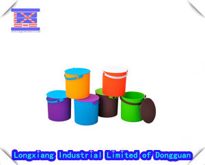 Plastic Bucket Injection Mould pictures & photos