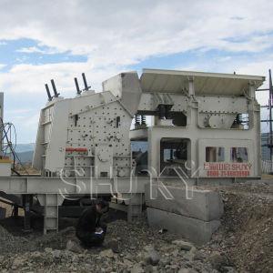 Shunky Mobile Stone Crushing Plant