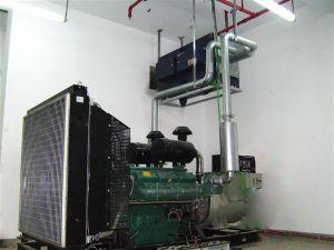 Electrostatic Black Smoke Eater for Diesel Generator Sets