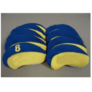 New Design Yellow/Navy Blue Iron Headcover for Men pictures & photos