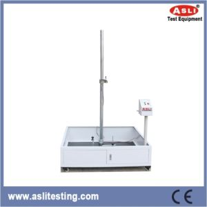 2m Height Free Falling Dart Impact Test Machine for Coating Painting Material pictures & photos