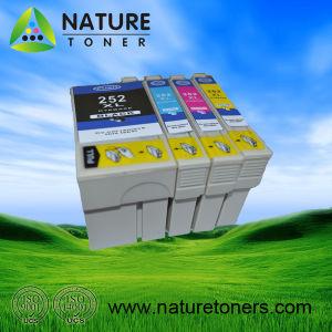 Compatible Ink Cartridge T252xl Bk/C/M/Y for Epson Printers pictures & photos