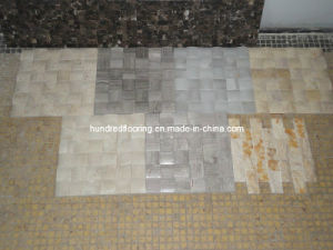 New 3D Mosaic Tile ,Stone Marble Mosaic (HSM106) pictures & photos