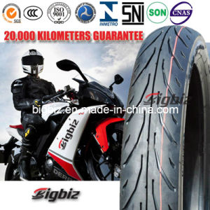 Qingdao Top Brand Classic Tubeless Motorcycle Tires pictures & photos