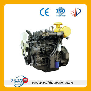 Diesel Engine (R4105ZD) pictures & photos