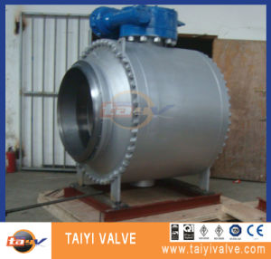 Bw End Ball Valve